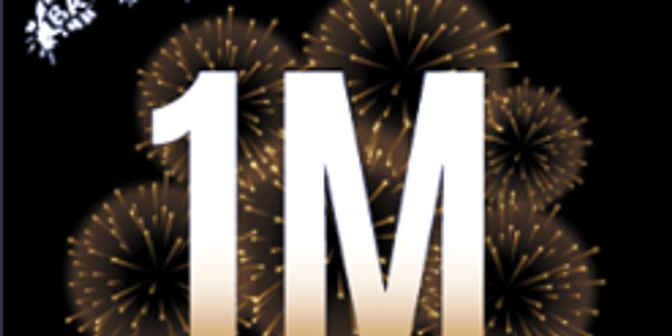 One million Steps challenge