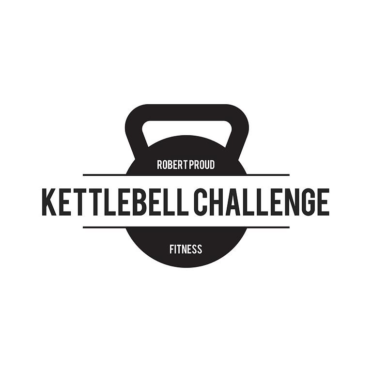 28 Day Kettlebell Challenge