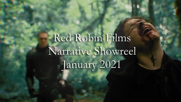 Narrative Showreel