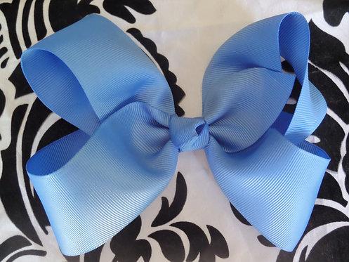 Sky Blue Hair Bow