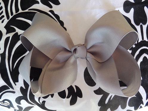 Gray Hair Bow