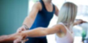 Private Yoga Lesson with Yoga Teache