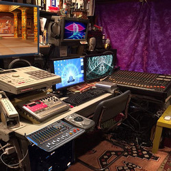 ND tracking room