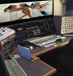 ND Control Room
