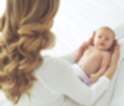 infant care by postpartum doula, Christine Duarte