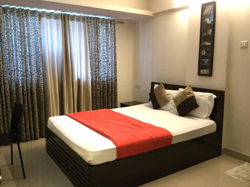 Arista Bandra 1003 Bedroom