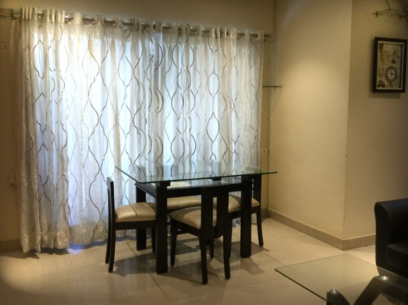 Arista Bandra 1001 Dining Space