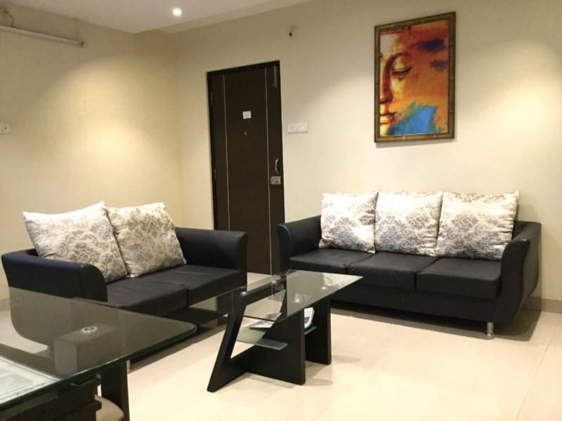 Arista Bandra 1001 Living Room