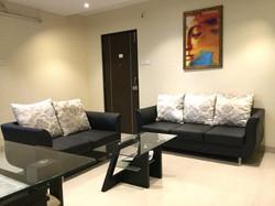 Arista Bandra 1001 Living Room