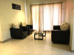 Arista Bandra 1101 Living Room