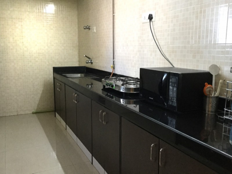 Arista Bandra Equipped Kitchen