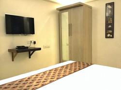 Arista Bandra Bedroom With LED TVs
