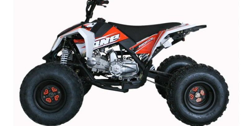 ATV ONE 125CC