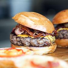 BBQ Burgers
