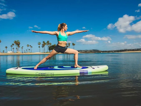 Why Paddlesports Are the Next Big Thing in Fitness