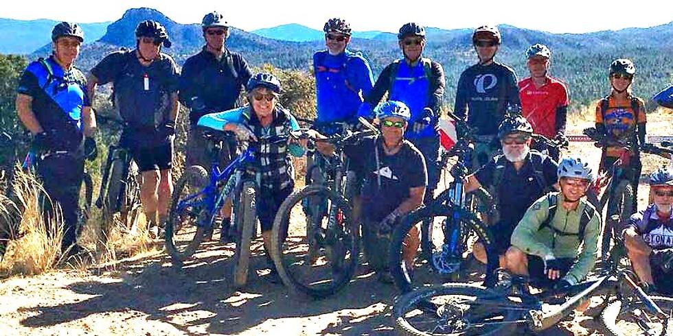 PMBA Mountain Bike 8 - 80 Group Ride -