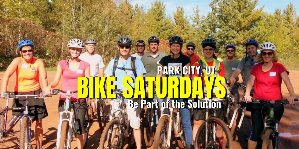 BIKE SATURDAY Park City, UT