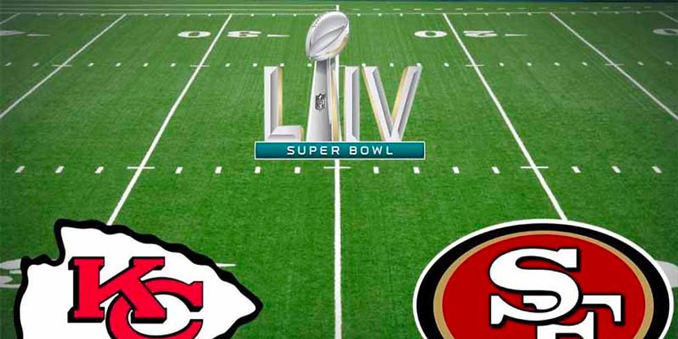 Super Bowl Paddle Party
