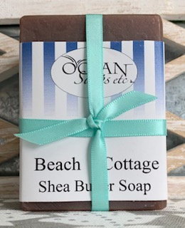 Beach Cottage Shea Butter Soap