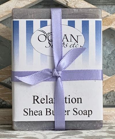 Relaxation Shea Butter Soap
