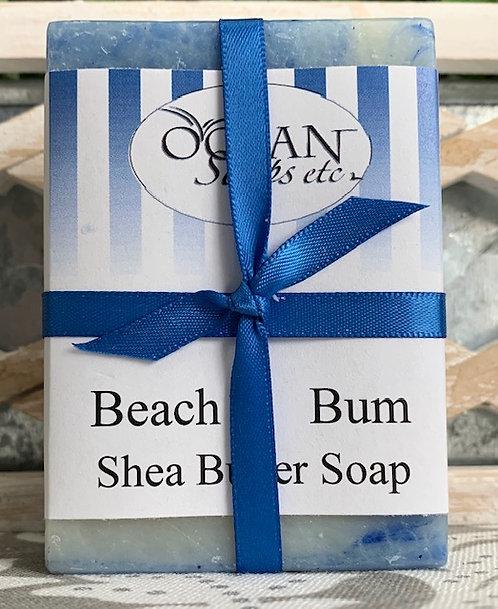 Beach Bum Shea Butter Soap