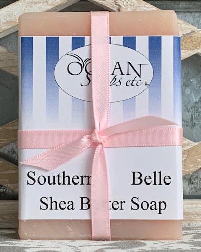 Southern Belle Shea Butter Soap