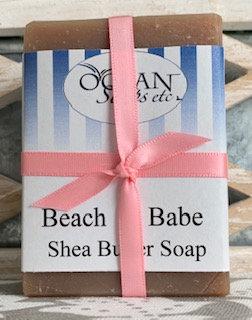 Beach Babe Shea Butter Soap