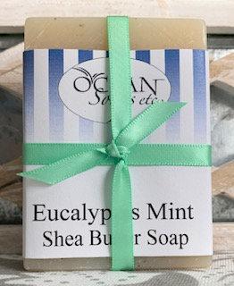 Eucalyptus Mint Shea Butter Soap