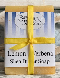 Lemon Verbena Shea Butter Soap