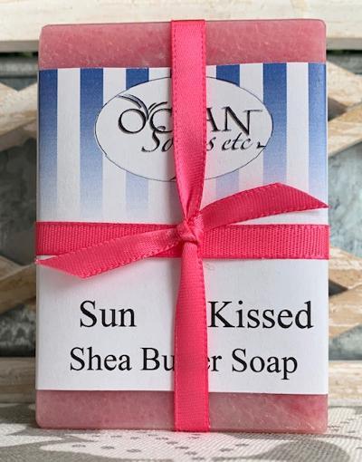 Sun Kissed Shea Butter Soap