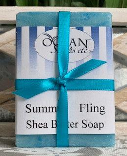 Summer Fling Shea Butter Soap