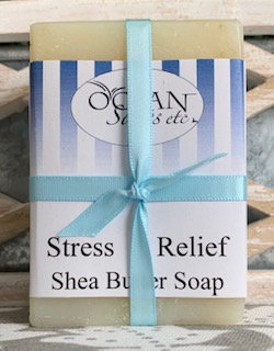 Stress Relief Shea Butter Soap
