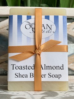 Toasted Almond Shea Butter Soap