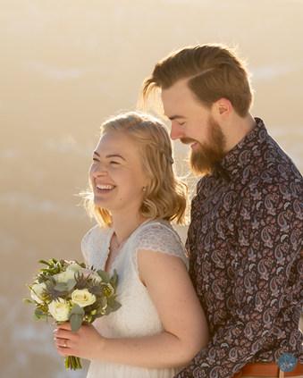 Bröllop igloo Åre