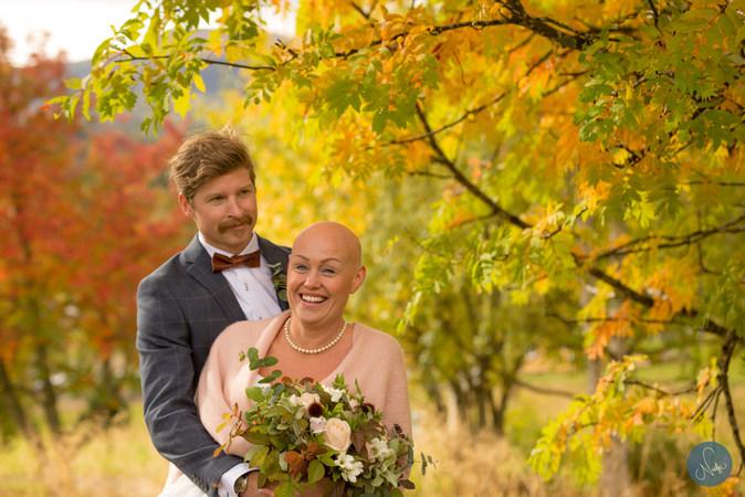 Höstbröllop / Photobynadja / Bröllopsfotorgraf Åre