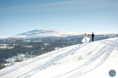 Påskbröllop Åre / Photobynadja