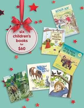 Sophie Siers 6 books for $60 website .jp