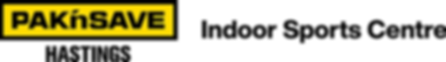 Pakn Save Indoor Sports Centre Logo no b