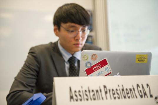 GA2 Assistant President