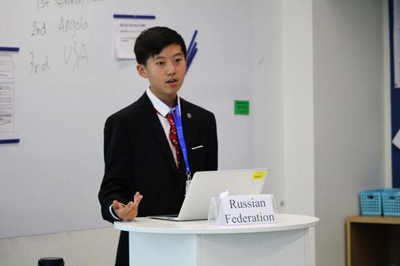 ECOSOC Russian Federation Speech