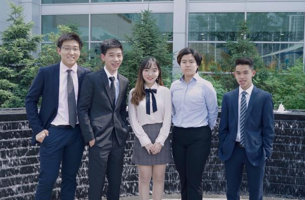 BEIMUN XXVII Secretariat Team