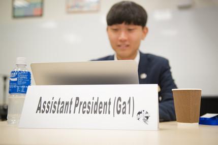 GA1 Assistant President