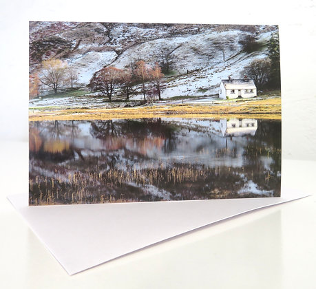 'Loch Coultrie Cottage' A6 Greeting Card