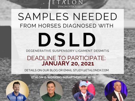 DSLD Samples Needed