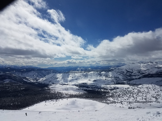 Mammoth Mountain - February 24 through 26, 2017