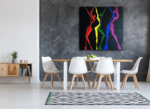 """""""UNITY"""" -Fine Art Quality Giclee Print; Prices starting @"""