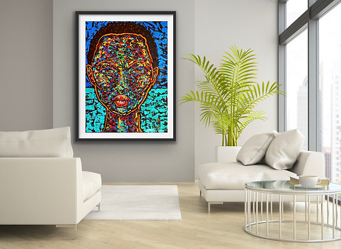 """BARBADOS"" -Fine Art Quality Giclee Print; Prices starting @"