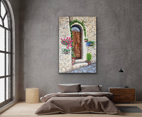 """VOLTERRA""-Fine Art Quality Giclee Print; Prices starting @"