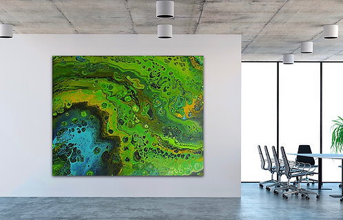 """ BLUE LAGOON"" -Gallery Quality Giclee Print, Prices starting @"