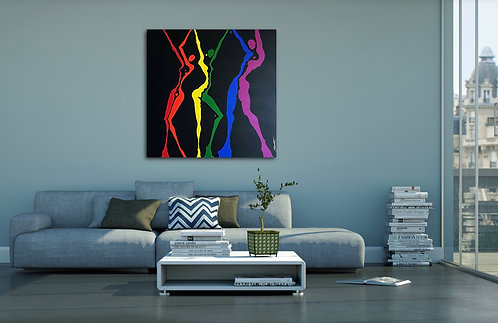 """""""UNITY"""" -Gallery Quality Giclee Prints,  Prices starting @"""